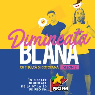 Dimineata Blana ProFM